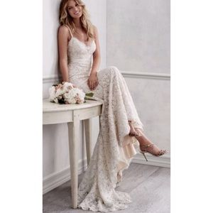 ✨NWT-  Watters Elise Wedding Gown ✨